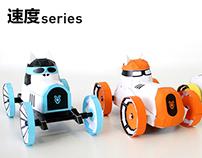 sokudo series