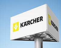 Kärcher - redesign concept