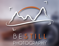 Be Still Photography | Logo