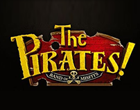 The Pirates!: Website Elements