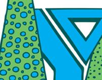 YMCA Camp Logos