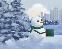 MAM 2014 Animated Holiday Card