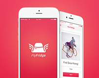 Flyfridge app