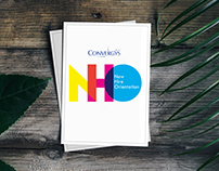 Convergys New Hire Orientation | Logo & Branding