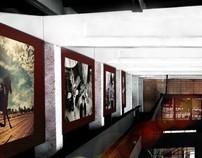 Gallery of Modern Art in loft