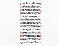 Branding Musings in Monospace
