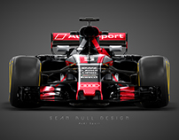 Audi Sport F1 Concept Livery