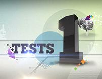 TELE2 tests