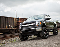 Custom 2012 Ford F150 EcoBoost