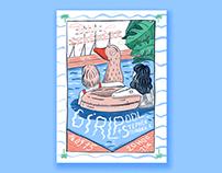 Girlpool poster