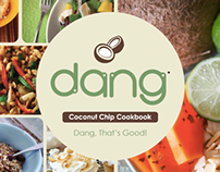 Recipe Pamphlet - Dang Coconut Chips