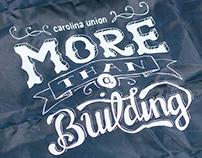 Hand-lettered Bag