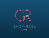Romain Gauthier - Showreel 2015