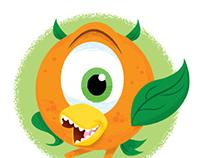 Pixar Times' Monsters Mashup