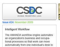 CSDC Newsletter