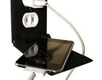 Outlet Stand