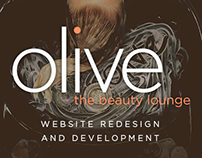 Olive - WordPress Custom Theme Design/Development