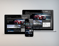 Mercedes-Benz Canada | New Website