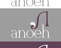 Identidade Visual - Anoeh