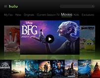 Daily UI Task -  #025 - TV app