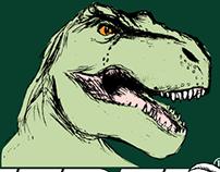 Stata-saur (T-Rex)