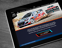 HYUNDAI / WRC WEBSITE