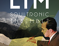 LTM Soultronic Ensemble Poster