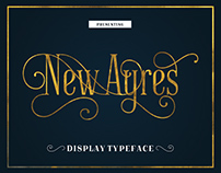 New Ayres Typeface
