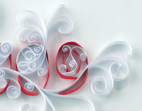 Stop Motion 2009 Quilling