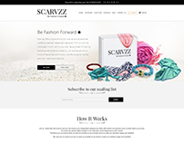 Scarv ~ Be Fashion Forward ~ Webfolio