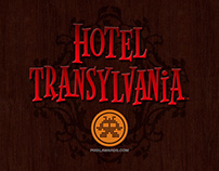 Hotel Transylvania: Website Elements