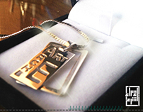 Architecture Accessories - Necklace | اكسسوار معماري