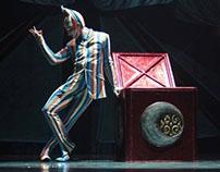 Cirque Du Soleil: Kooza in St. Petersburg, Fl.