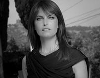 Greta Cavazzoni, an 80s supermodel from Italy
