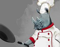 Olef - the Chef