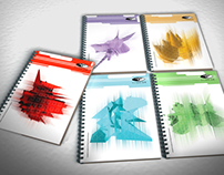 Portadas - Cuadernos
