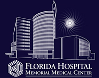 Florida Hospital Intensive Care Unit Shirt Design