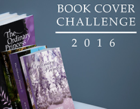 Book Cover Challenge: The Ordinary Princess