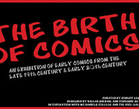 The Birth of Comics