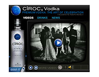 Widget - CIROC Vodka