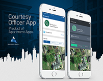 Courtesy Officer App — Product of Apartment Apps
