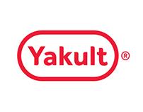 Yakult - Estudo de branding