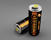 Energético Reload - Conceito