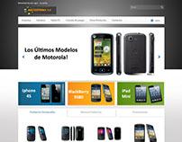 eCommerce de Electrónica - Estados Unidos