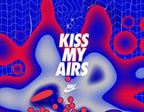 #kissmyairs