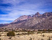 Sandia Mountains - New Mexico