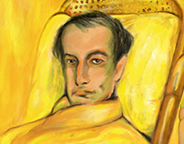 The Yellow Scale À la manière de Franz Kupka