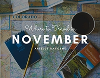 Where to Travel in November