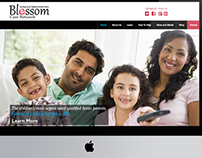 Blossom Care Network Website