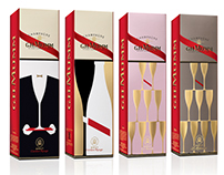 G.H.Mumm champagn SPECIAL EDITION PACKAGE / Noma Bar